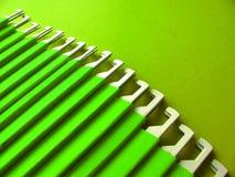 Carpetas de papel Imagenes de archivo