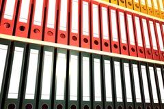 Carpetas del archivo Imagenes de archivo