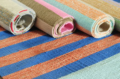 Carpets. Royalty Free Stock Photography