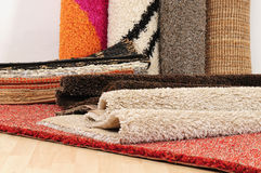 Carpets. Stock Image