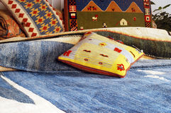 Carpets background Stock Photos