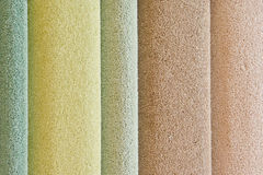 Carpets Stock Image