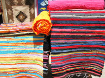 Carpets. East market Royalty Free Stock Images