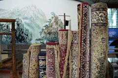Carpets Stock Photo