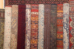 Carpets and Kilims Royalty Free Stock Photography