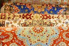 carpets perser Royaltyfria Bilder
