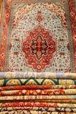 carpets perser Arkivfoto