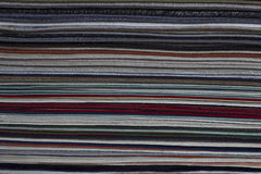 Carpets. Texture of a large number of carpets Stock Photo