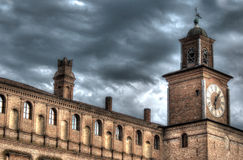 Carpi, Italië Stock Foto's