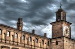 Carpi, Italia Fotografie Stock