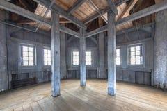 A carpintaria dentro do AA toren Foto de Stock