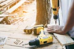 carpinteiro Imagens de Stock Royalty Free