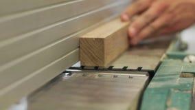 Carpintería almacen de metraje de vídeo