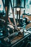 Carpintería en estilo del vintage Fotos de archivo libres de regalías