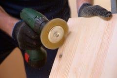 carpintería Foto de archivo
