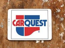 Carquest części detalisty automobilowy logo fotografia stock