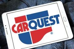 Carquest części detalisty automobilowy logo Obrazy Royalty Free