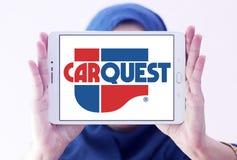 Carquest części detalisty automobilowy logo Zdjęcie Royalty Free