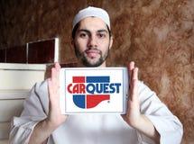 Carquest części detalisty automobilowy logo obraz royalty free