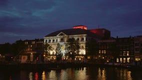 Carré teatr w Amsterdam zbiory wideo