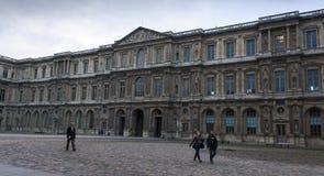Carrée du Louvre di Cour Fotografia Stock Libera da Diritti