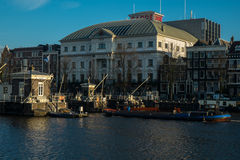Carré Theatre Amsterdam Royalty Free Stock Image