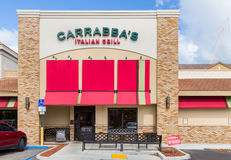 Carrabba ` s意大利人格栅 库存照片