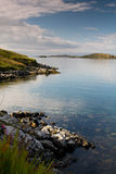 Carragraich Bay, Harris, Hebrides, Scotland Stock Photography