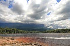 Carrao River, Venezuela Stock Image