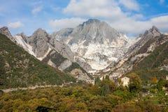 Carrara lizenzfreie stockfotografie