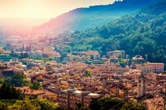 Carrara, Italië stock foto