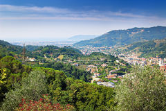 Carrara, Italië royalty-vrije stock foto