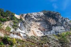 Carrara Italien Royaltyfria Bilder
