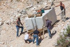 Carrara: Lizzatura 2016 Imagen de archivo libre de regalías