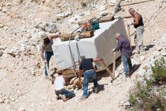 Carrara: Lizzatura 2016 Fotografía de archivo libre de regalías