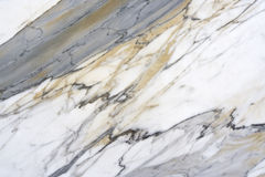 Carrara marble. White Carrara marble in outdoor Stock Images