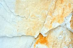 Carrara marble abstract background Royalty Free Stock Photos