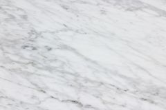 Carrara marble. Beautiful carrara marble background or countertop royalty free stock photography