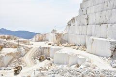 Cava di marmo stock photos