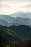 Carrara Mountains Tuscany Stock Photography