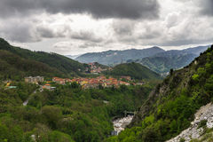 Carrara, Tuscany, Italy Royalty Free Stock Photography