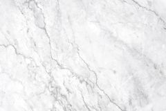 Carrara white marble texture. With natural pattern for background royalty free stock photo