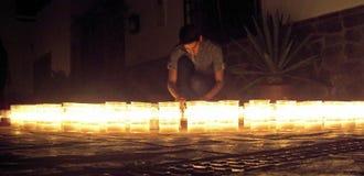 Carratraca Feria Royalty Free Stock Photo