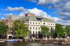 Carre Amsterdam Royalty Free Stock Image