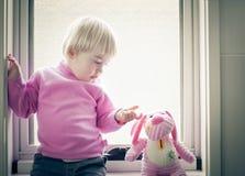 Carreau d'hublot Photographie stock