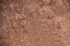 Carreau de céramique de Brown, modèle de marbre Images libres de droits