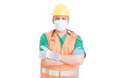 Carreer upphittare på arbetslöshetmarknadsbegrepp Royaltyfria Foton