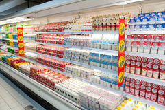 Carrefour in China Royalty Free Stock Image