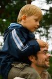 Carreg o filho Foto de Stock Royalty Free
