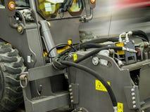 Carregador com equipamento Imagens de Stock Royalty Free
